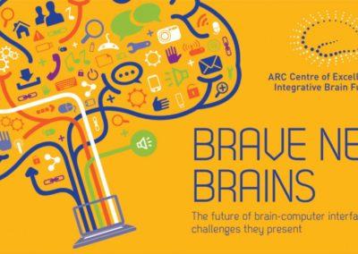 Conférence: le Dr. Racine est à Melbourne pour Brave New Brains
